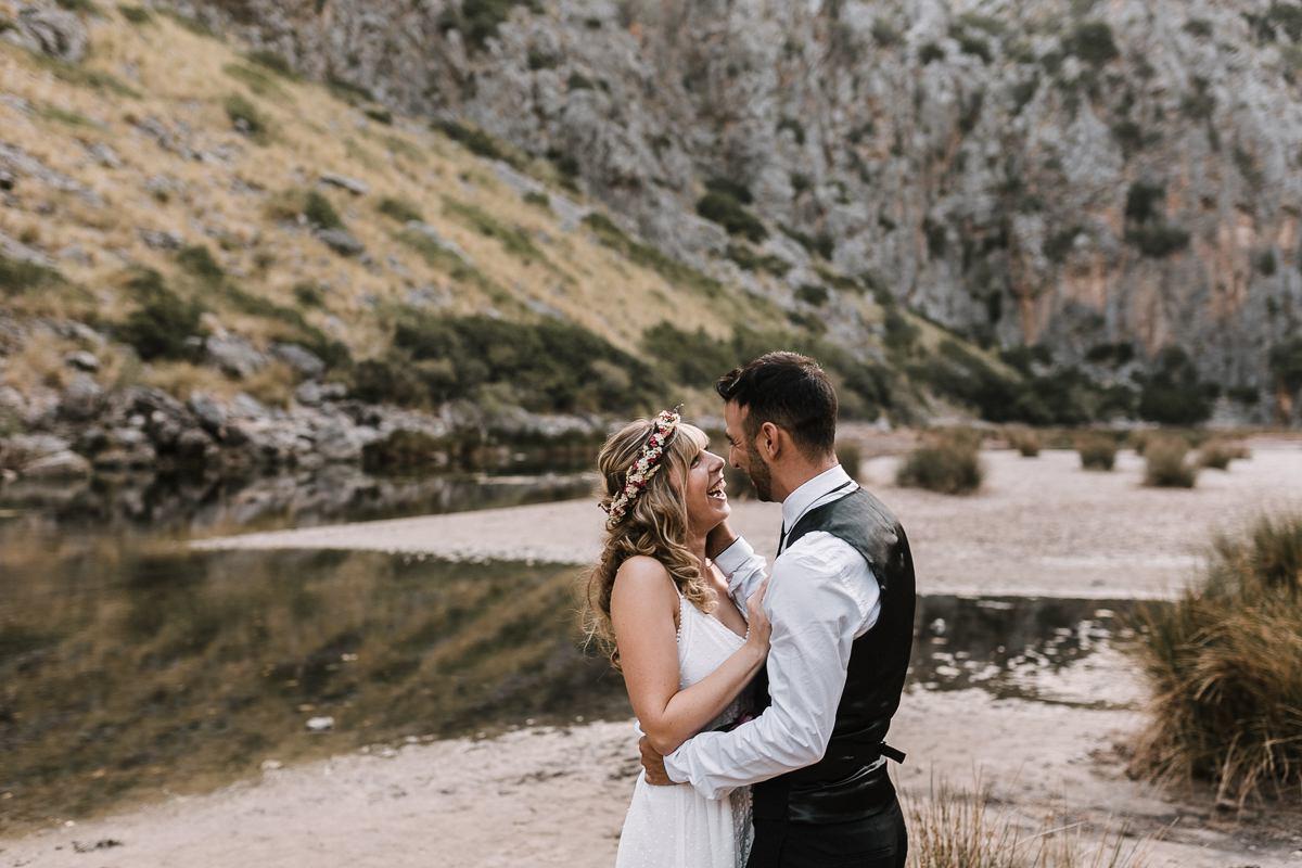 Hochzeitsfotograf Mallorca - Fotograf für Hochzeitsportraits