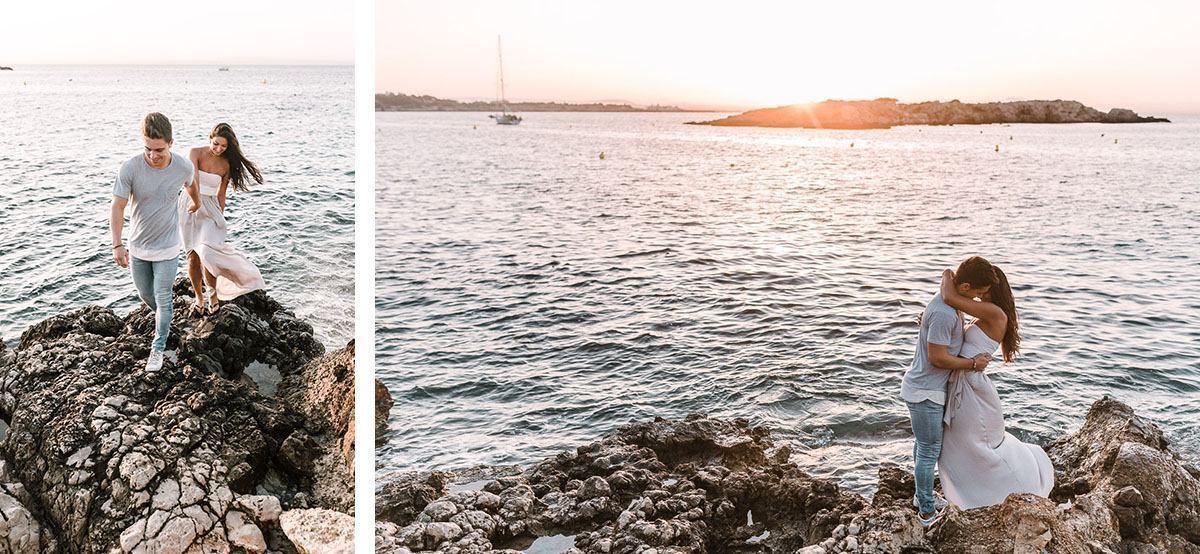 Engagement Photographer Mallorca -Romany Flower- Mallorca Beach