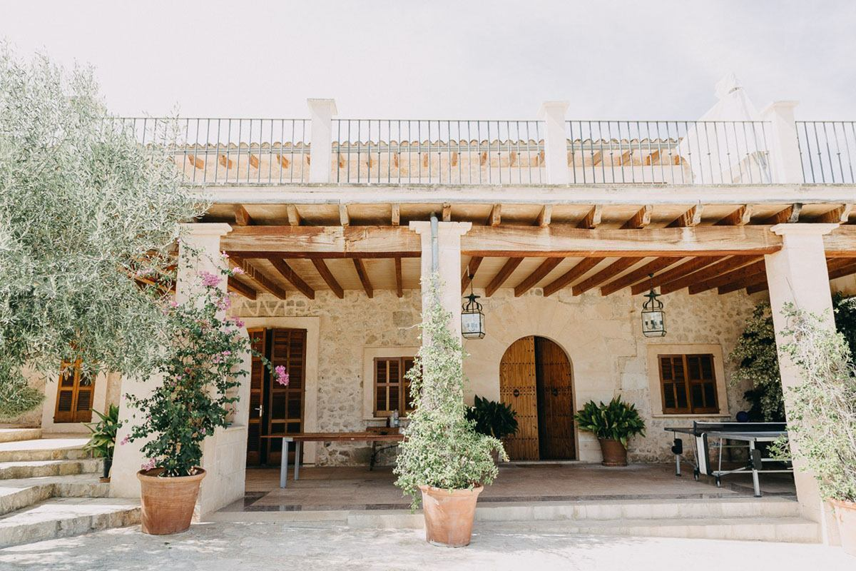 Mallorca Hochzeit Finca Son Burges bei Petra