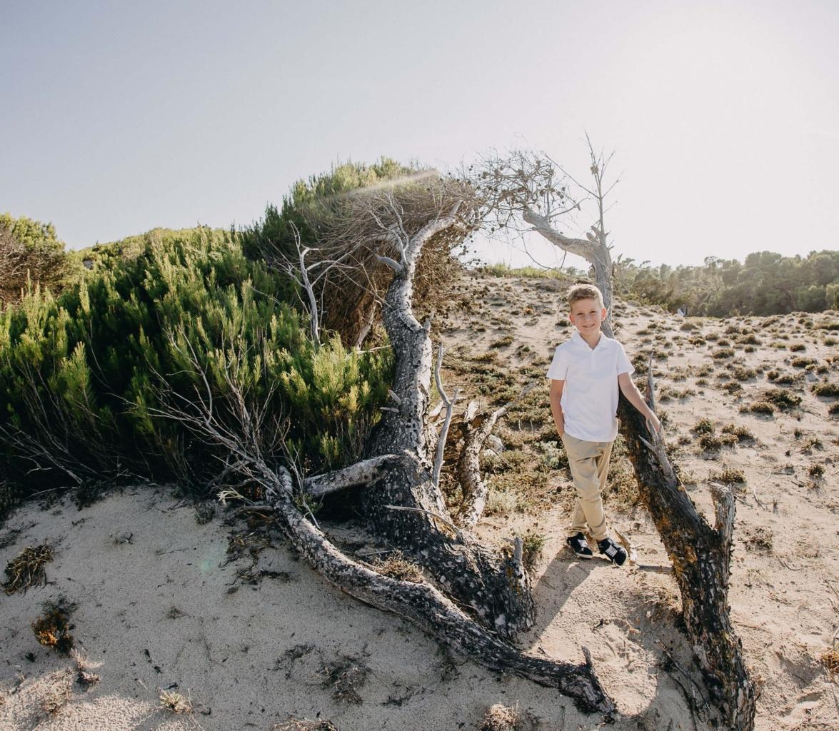 Mallorca photo shoot with