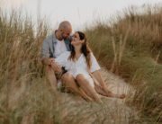 photographer cala ratjada - couple photo shoot in the dunes